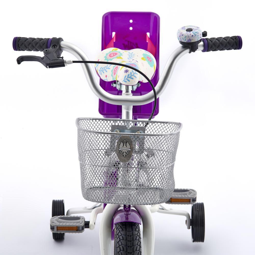 Bicicleta Infantil Bianchi Kitty / Aro 12 image number 4.0