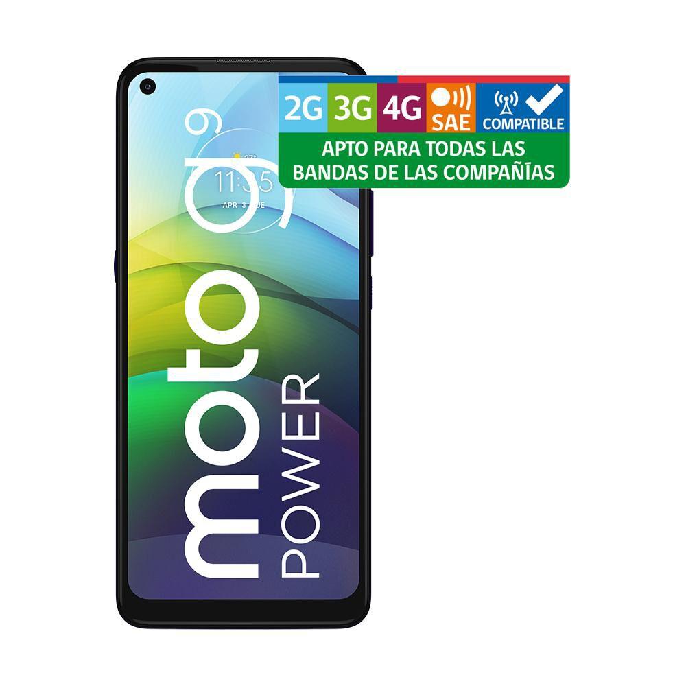 Smartphone Motorola Moto G9 Power 128 Gb / Liberado image number 8.0