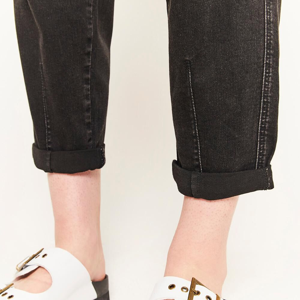 Jeans Tiro Alto Slouchy Mujer Freedom image number 4.0