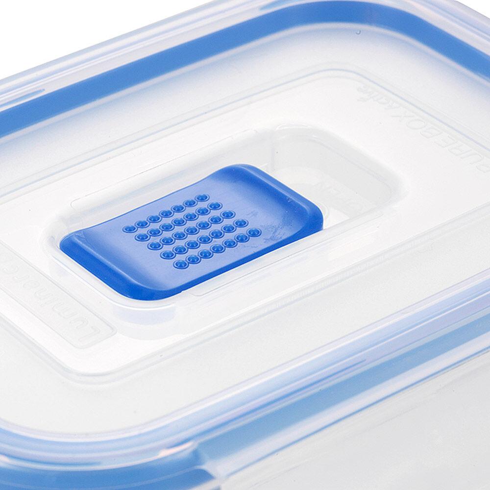 Set de Contenedores Luminarc Pure Box / Herméticos /Juego 3 Piezas image number 2.0