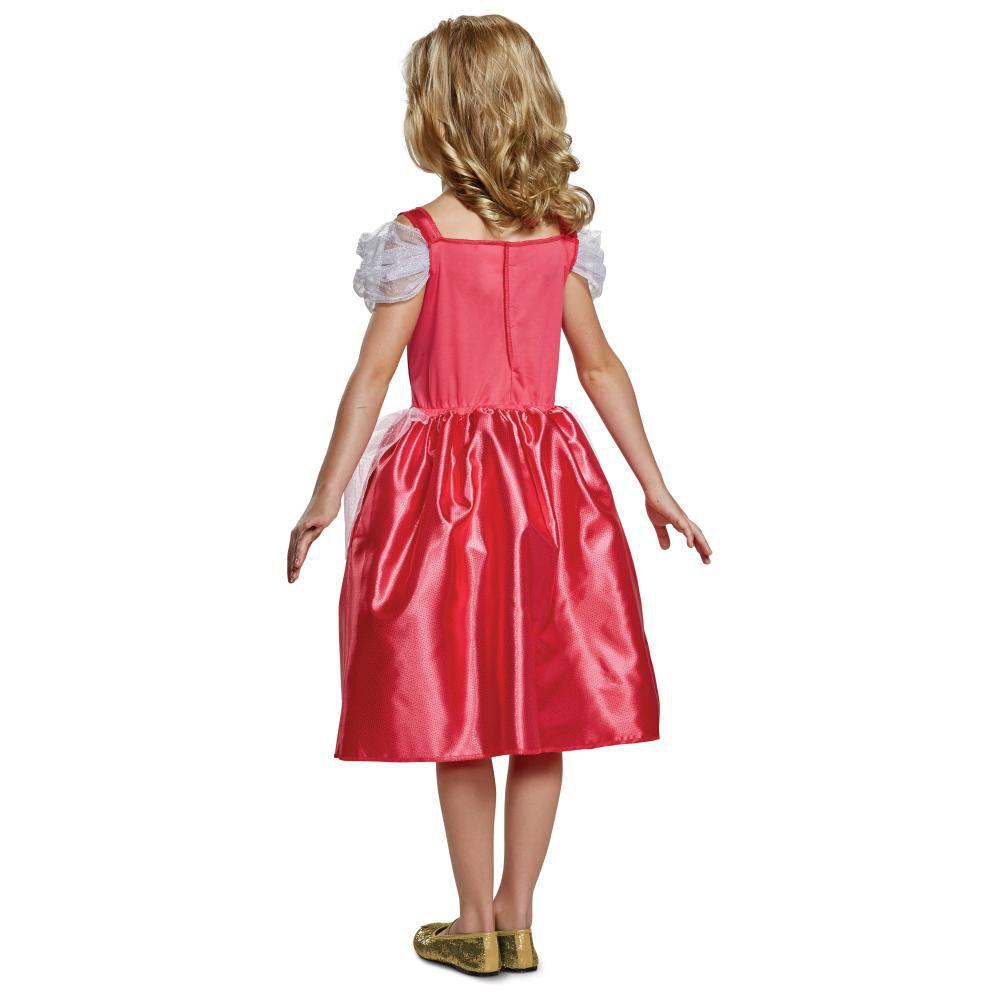 Disfraz Para Niña Princesas Disney Aurora Básico image number 1.0