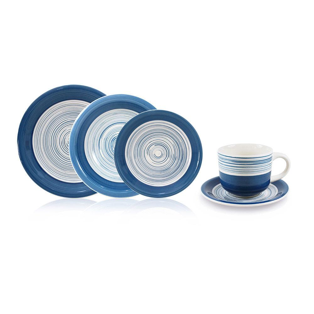 Juego De Vajilla 30Pzs Ceramica Amelie image number 0.0