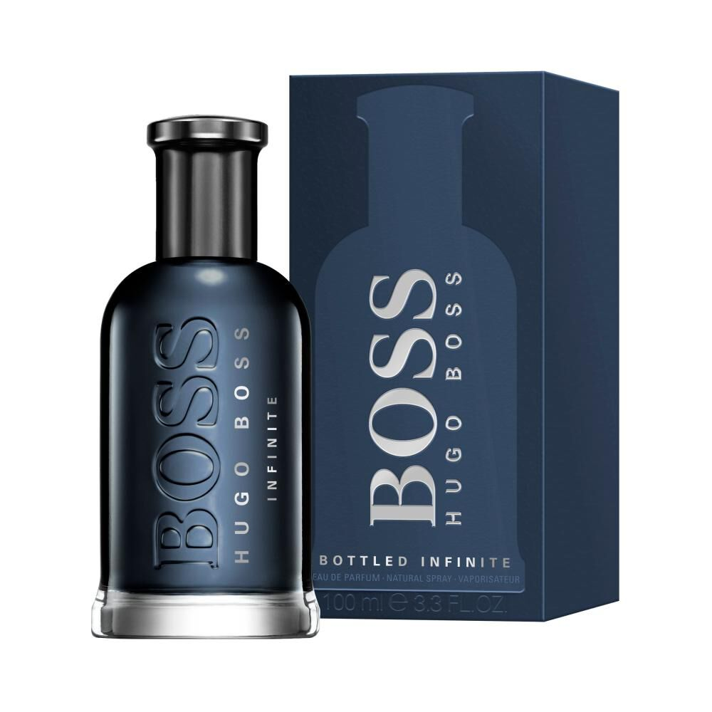 Perfume Infinite Hugo Boss / 100 Ml / Edp image number 0.0