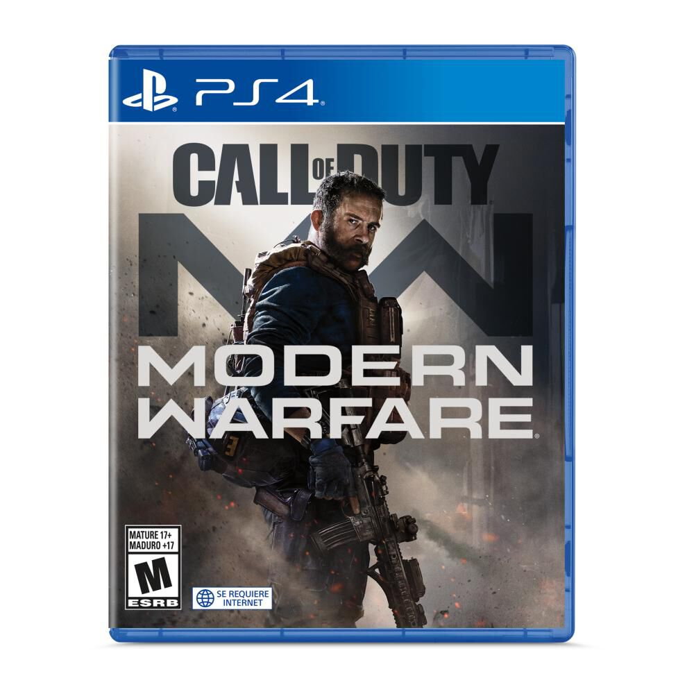 Juego Ps4 Call Of Duty Modern Warfare image number 0.0