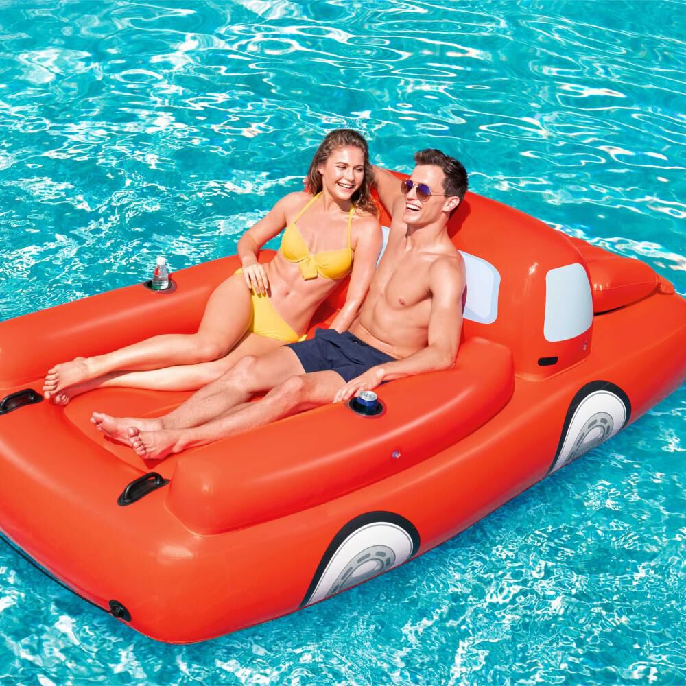 Flotador Inflable Bestway Carro Cooler image number 6.0