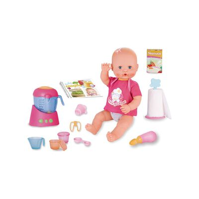 Muñeca Nenuco Meals