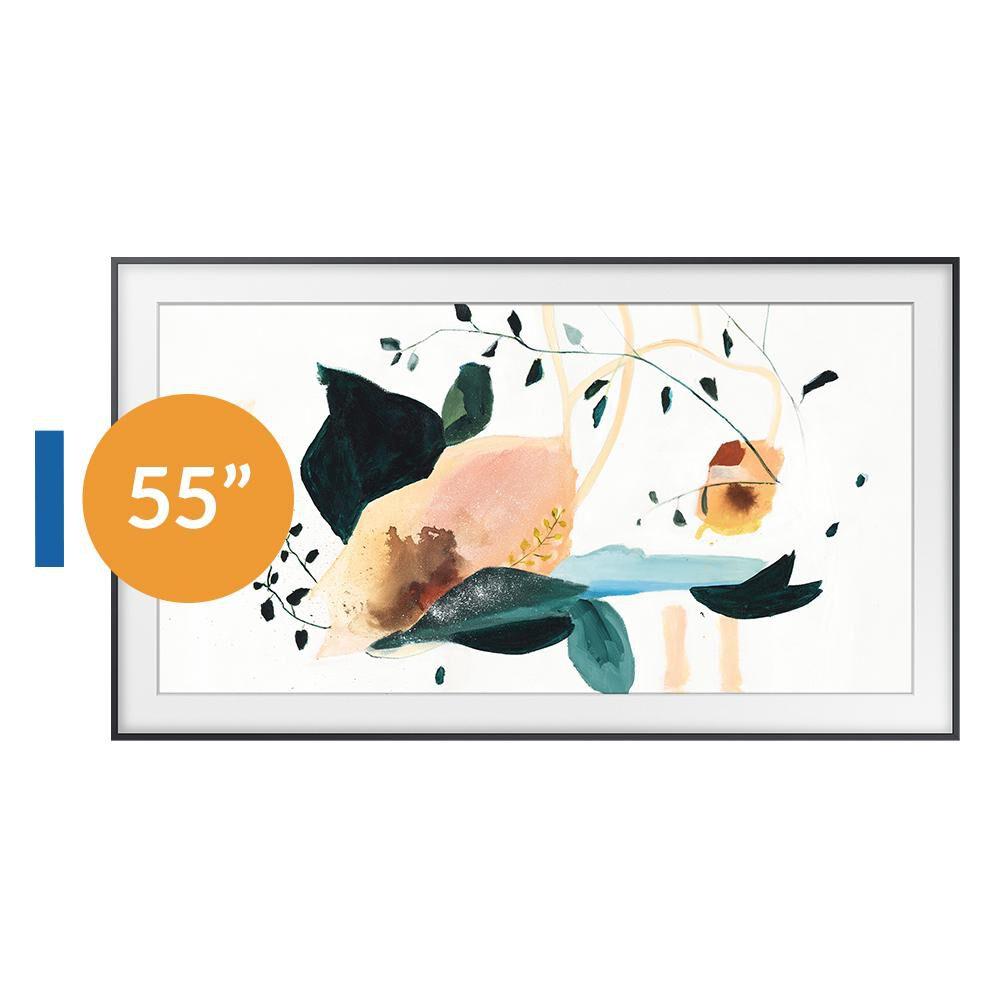 """Qled Samsung The Frame / 55"""" / Ultra HD 4K / Smart Tv 2020 image number 0.0"""
