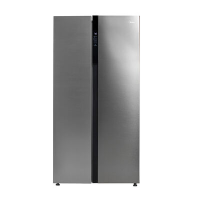 Refrigerador Midea Side By Side Mrsbs-5300G689We / No Frost / 527 Litros