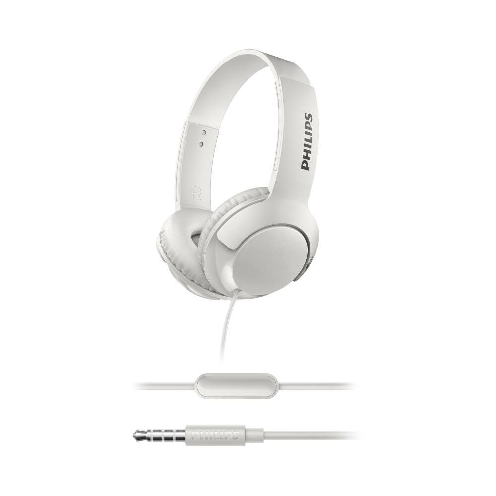 Audifonos Philips Bass+Bl Shl3075Bk image number 3.0