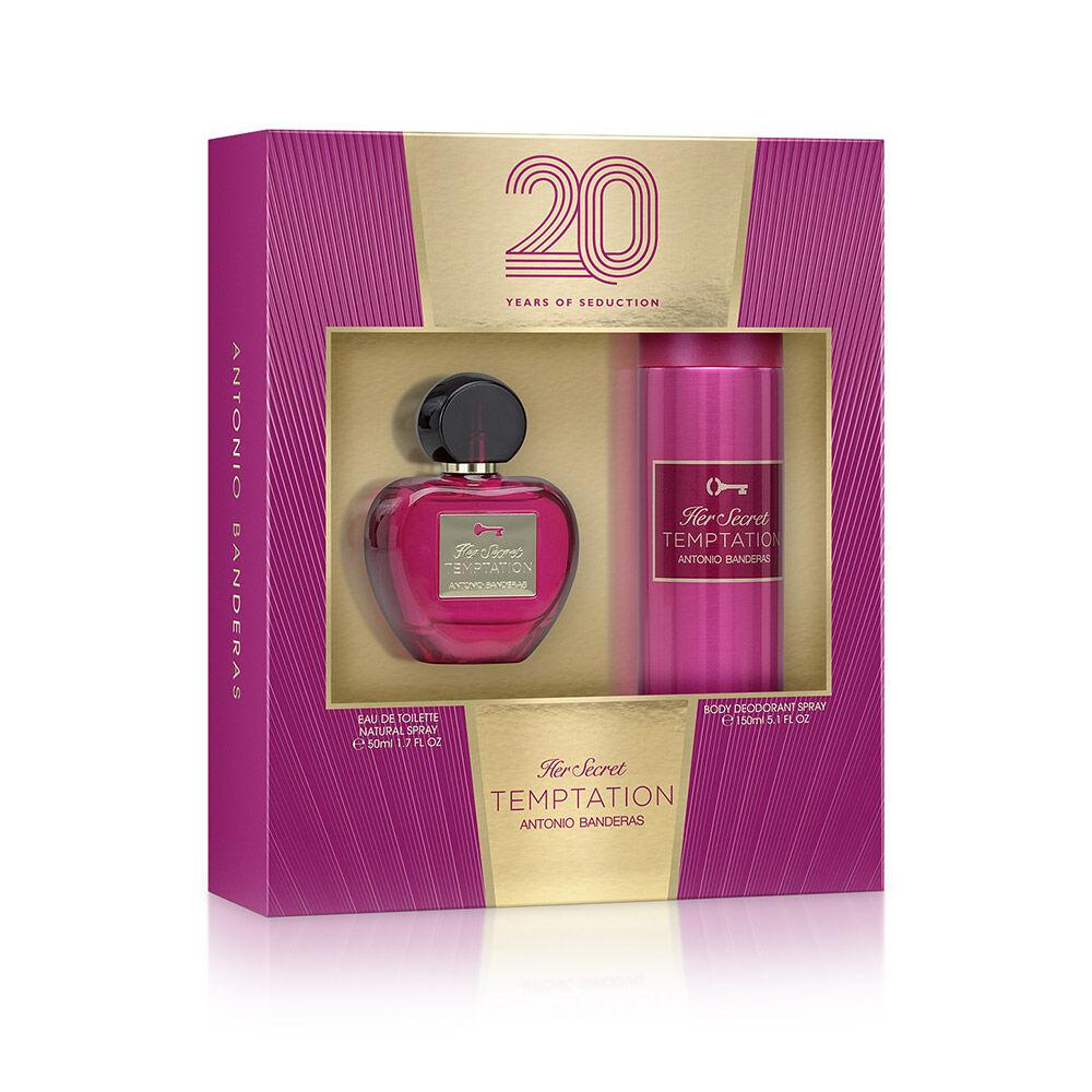 Perfume Antonio Banderas Temptation / 50 Ml + 150 Ml image number 0.0