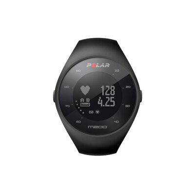 Smartwatch Polar M200  Negro