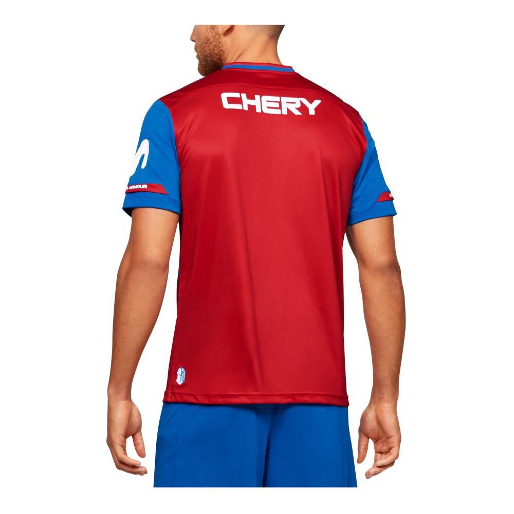 Camiseta De Futbol Hombre Under Armour Universidad Católica Visita image number 3.0