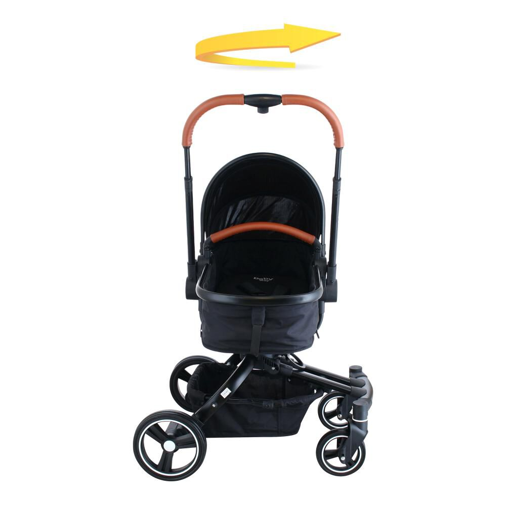 Coche Travel System Baby Way Bw-414N20 image number 6.0