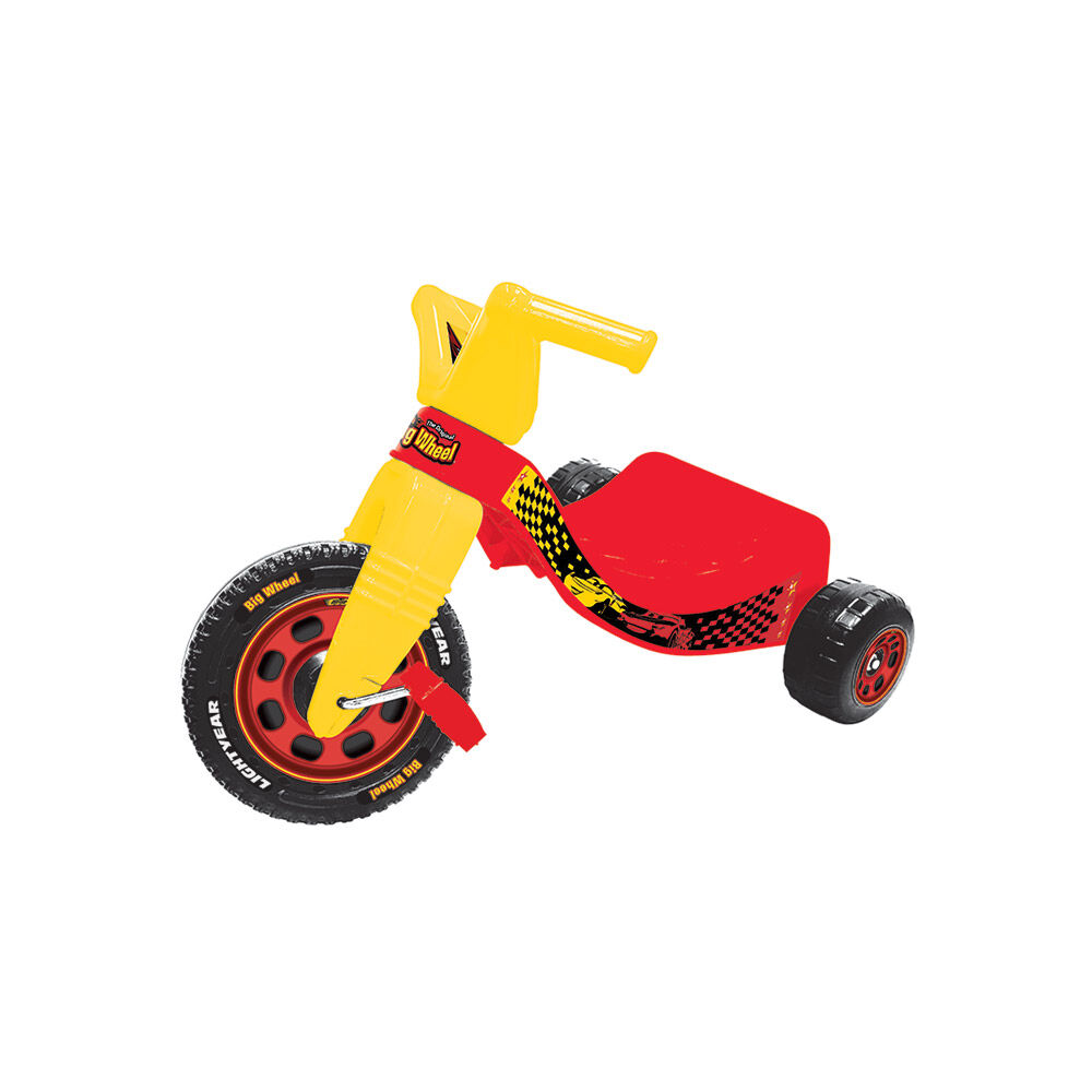 "Jg94047402 Big Wheel Junior ""Cars"" image number 0.0"