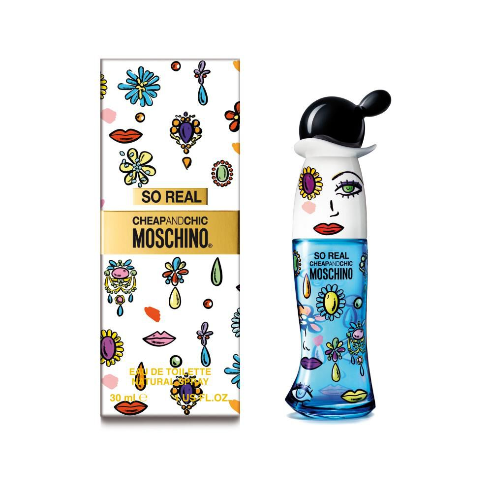 Perfume So Real Moschino / 30 Ml / Edt image number 0.0