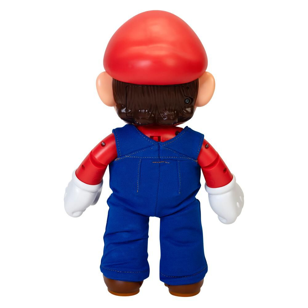 Figura Nintendo Mario Con Sonido image number 2.0