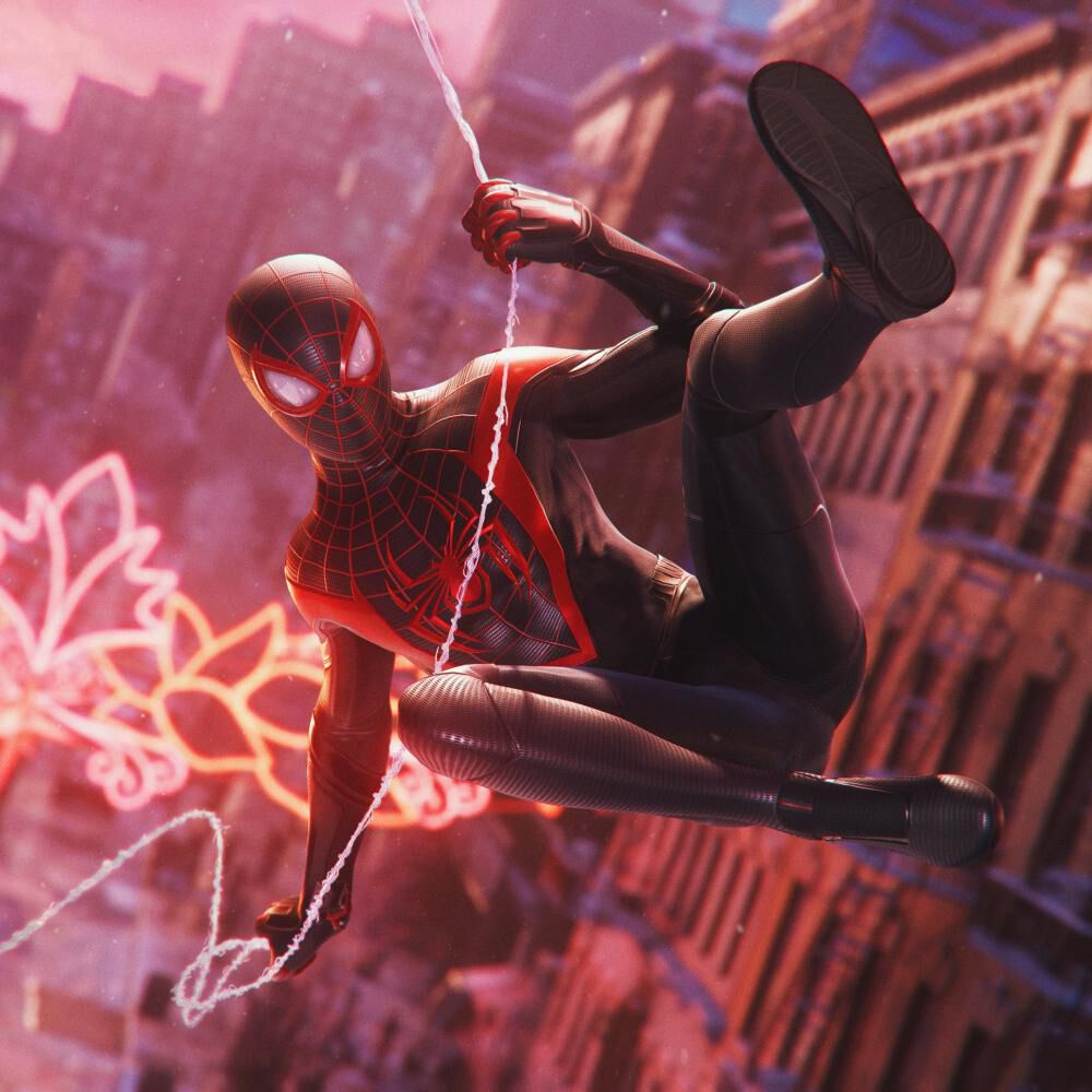 Videojuego Ps5 Spider-man Miles Morales Ultimate Edition image number 3.0
