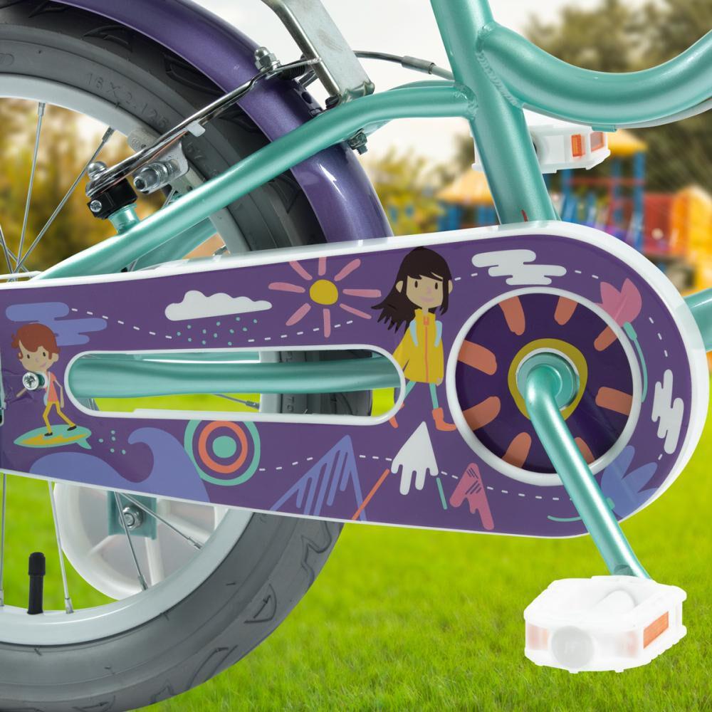 Bicicleta Infantil Oxford 404Bn10Ja0 Aro 16 image number 3.0