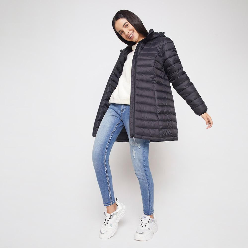 Parka Gorro desmontable Mujer Freedom image number 1.0