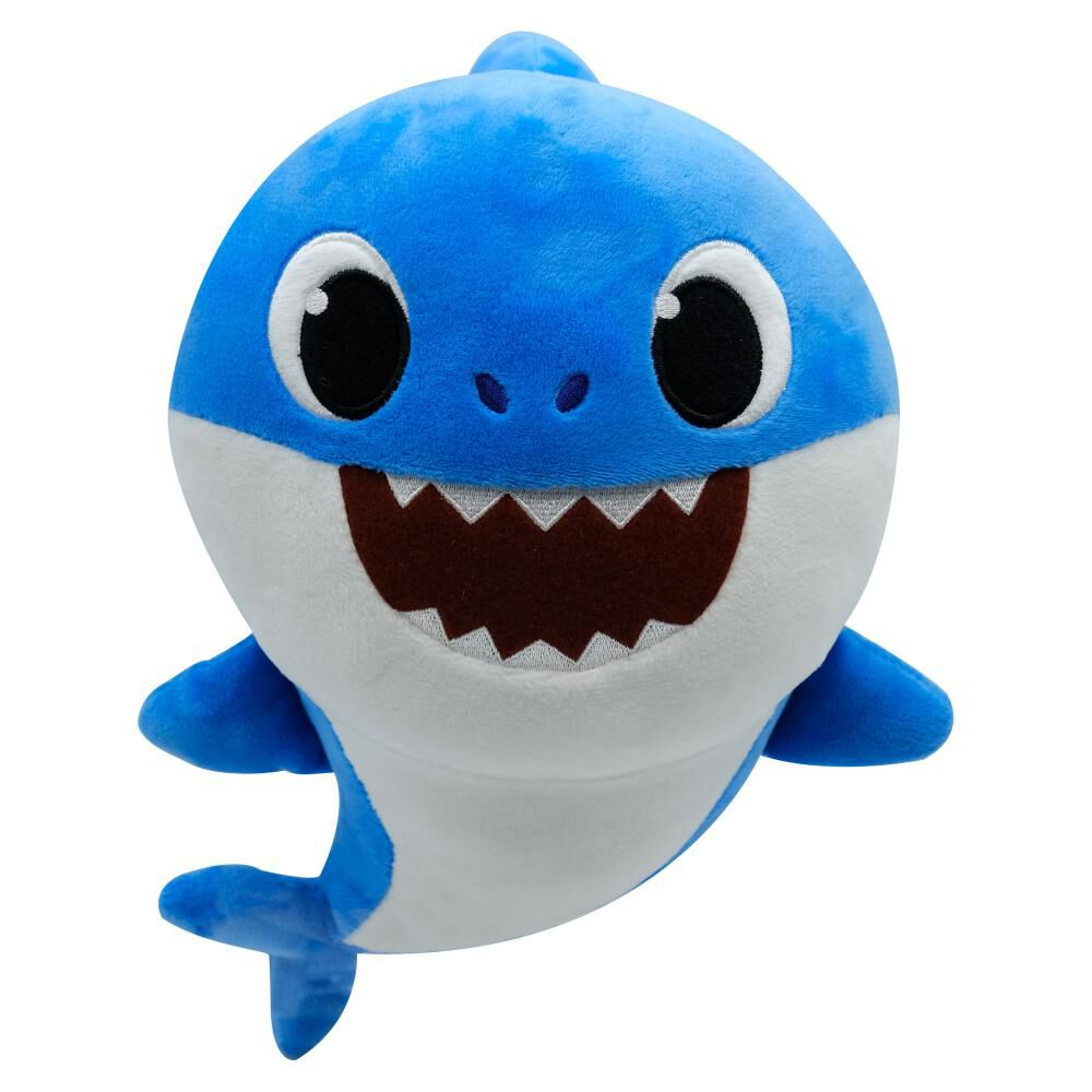 Bs08003 Peluche Papa Shark 11.5 Son image number 3.0
