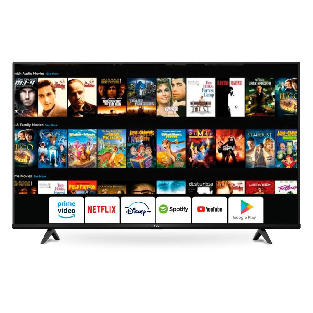 Led Tcl 50p615 Android Tv / 50'' / Ultra Hd / 4k / Smart Tv image number 1.0