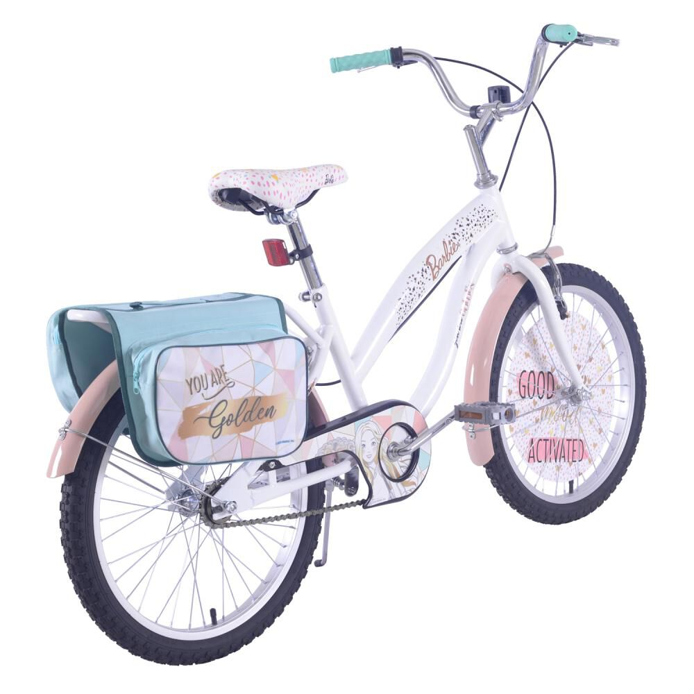 Bicicleta De Paseo Bianchi Barbie 20 / Aro 20 image number 2.0