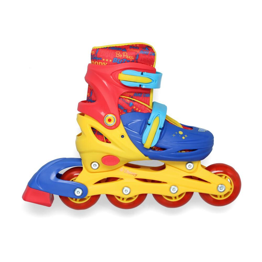 Set De Patines Toy Story Tb-Ts022 Woody image number 1.0