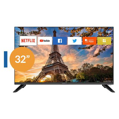 "Led Master G MGS3208X / 32"" / Hd / Smart Tv"