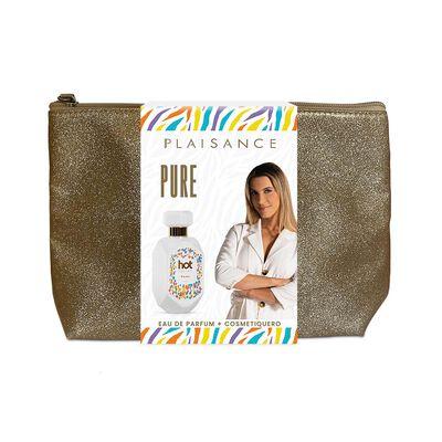 Perfume Mujer Hot Velvet Pure Plaisance / 100 Ml / Eau De Parfum + Cosmetriquero N21