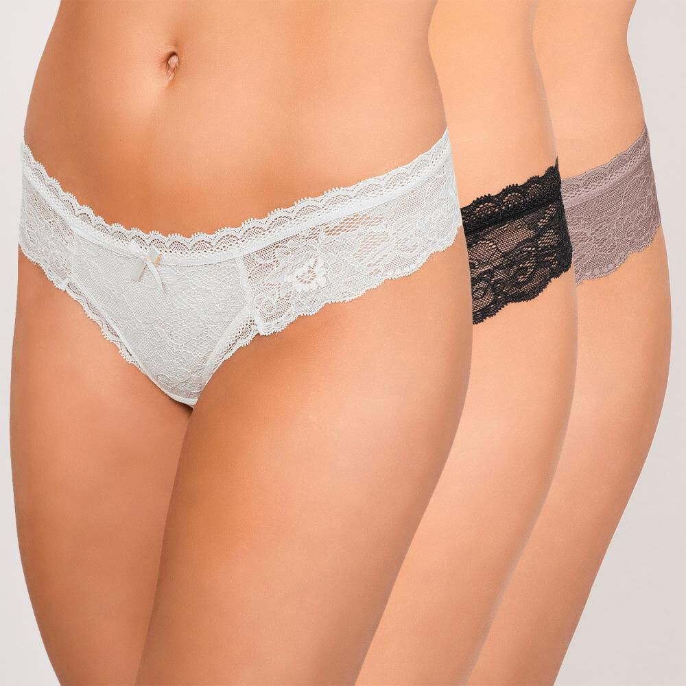 Pack Culotte Palmers   / 3 Unidades image number 0.0