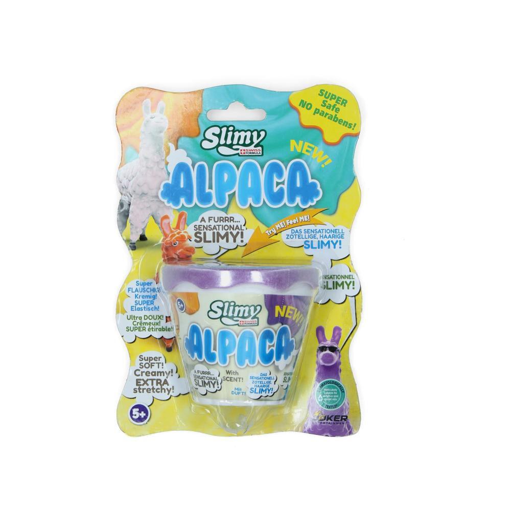 Slimy Slime Alpaca image number 0.0