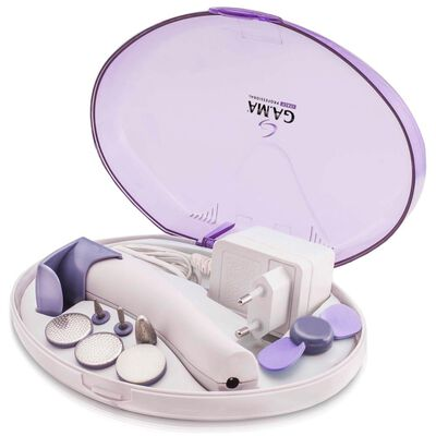 Kit Manicure Gama Nail Spa 7 Accesorios