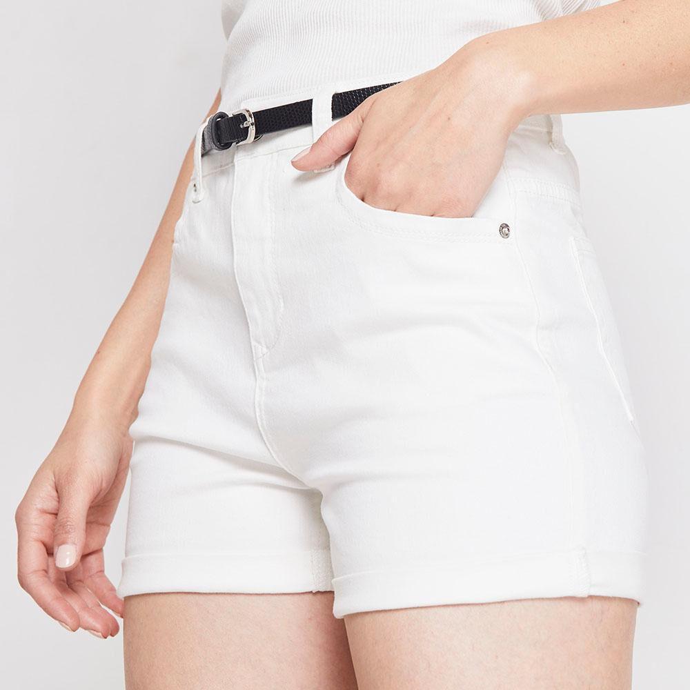 Short Jeans Mujer Kimera image number 3.0