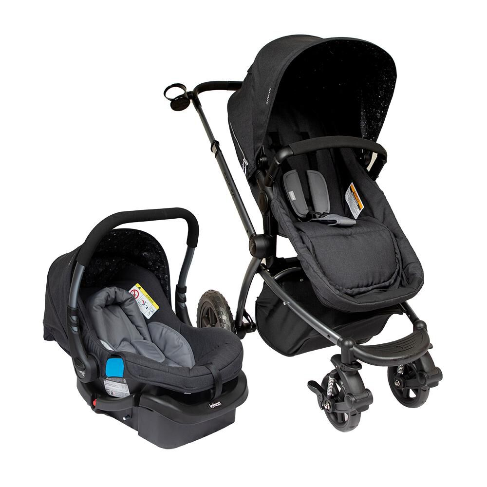 Coche Travel System Infanti Epic 5g image number 0.0