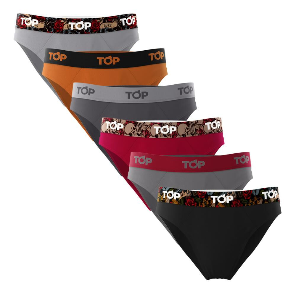 Pack Slips Hombre Top image number 0.0