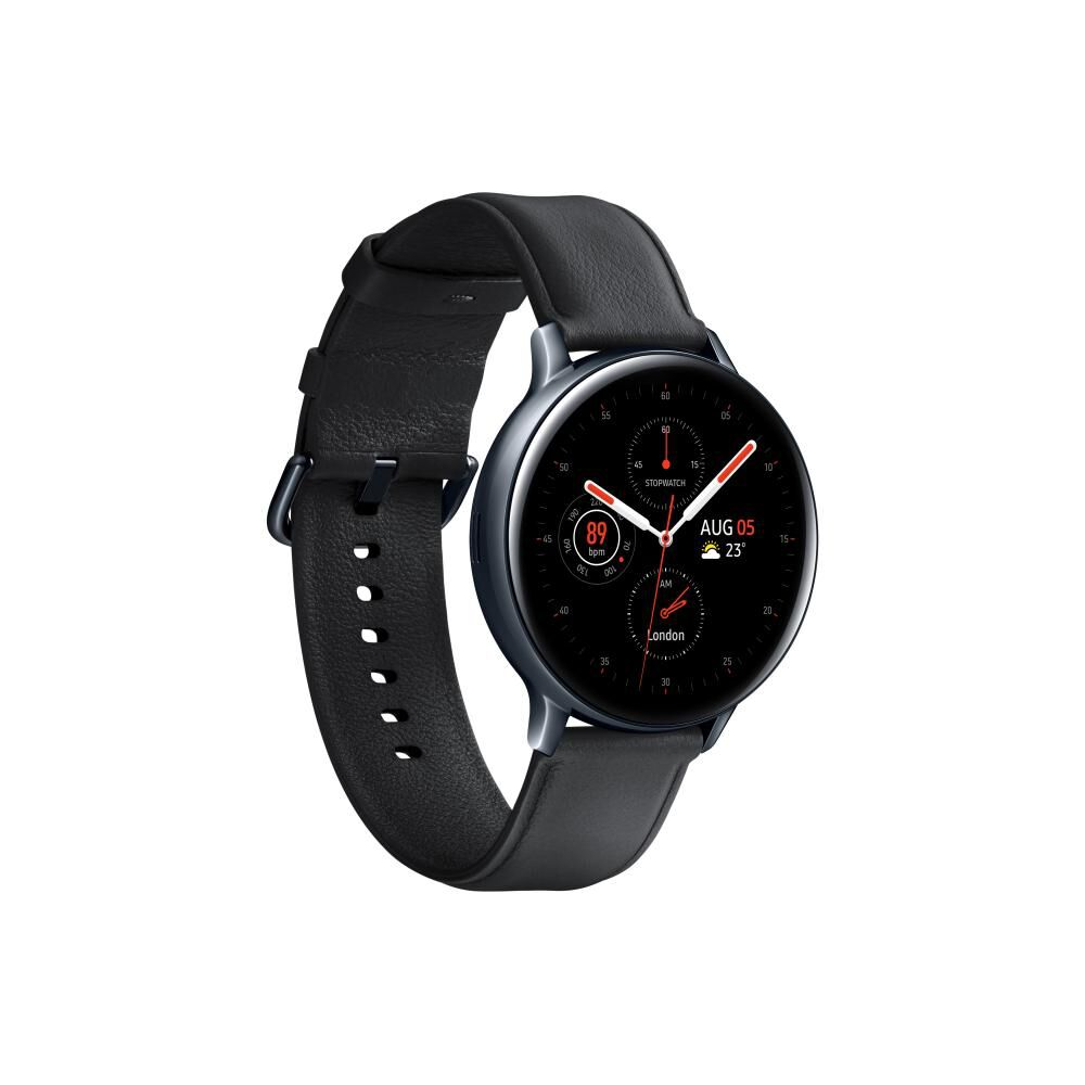 Galaxy Watch Active2 44 (Stainless Steel) Black image number 3.0