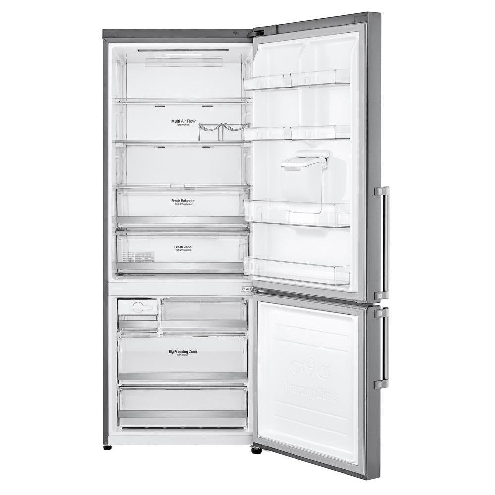 Refrigerador Bottom Freezer LG LB45SGP / No Frost / 442 Litros image number 3.0
