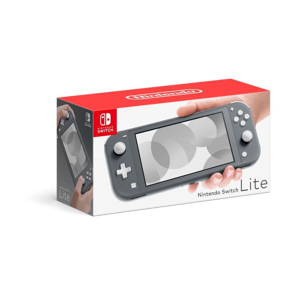 Consola Nintendo Switch  Lite Gris image number 2.0