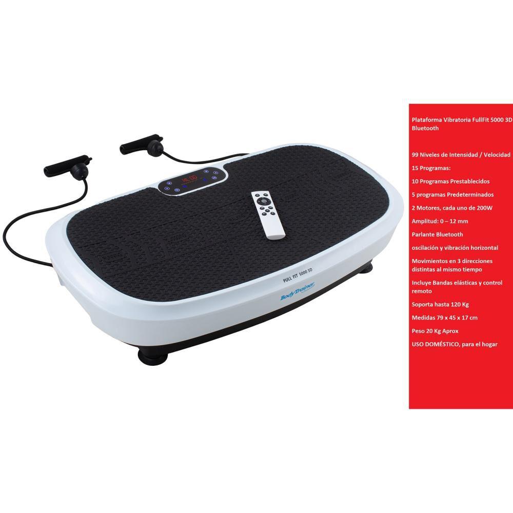 Plataforma Vibratoria Bodytrainer Fullfit 5000 3d image number 1.0