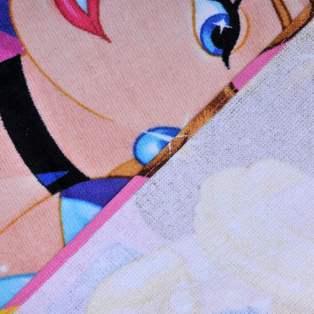 Toalla Playa Disney Princes Pret image number 1.0