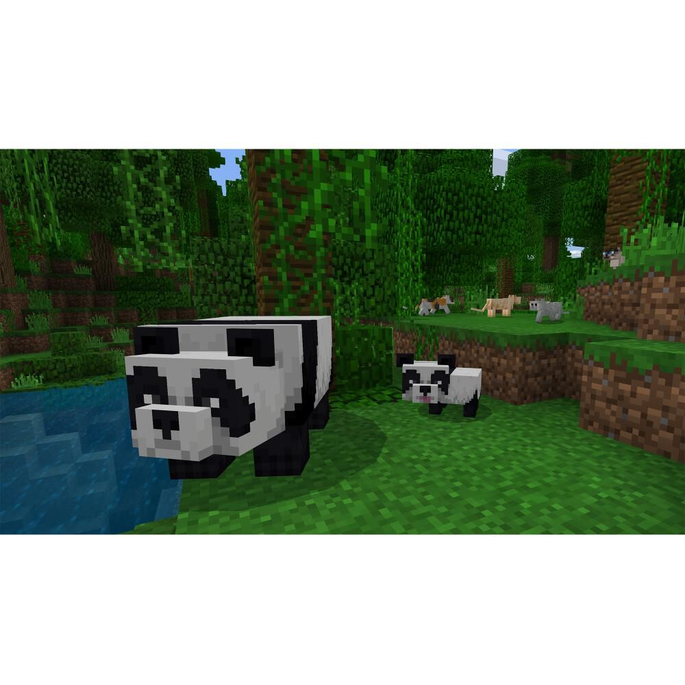 Juego Ps4 Minecraft Starter Collection image number 4.0