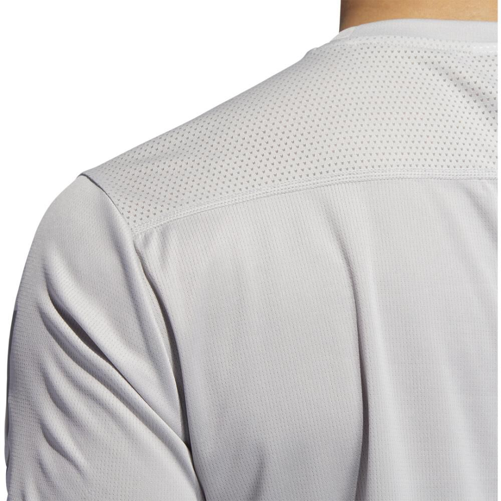 Camiseta Hombre Adidas Own The Run image number 7.0