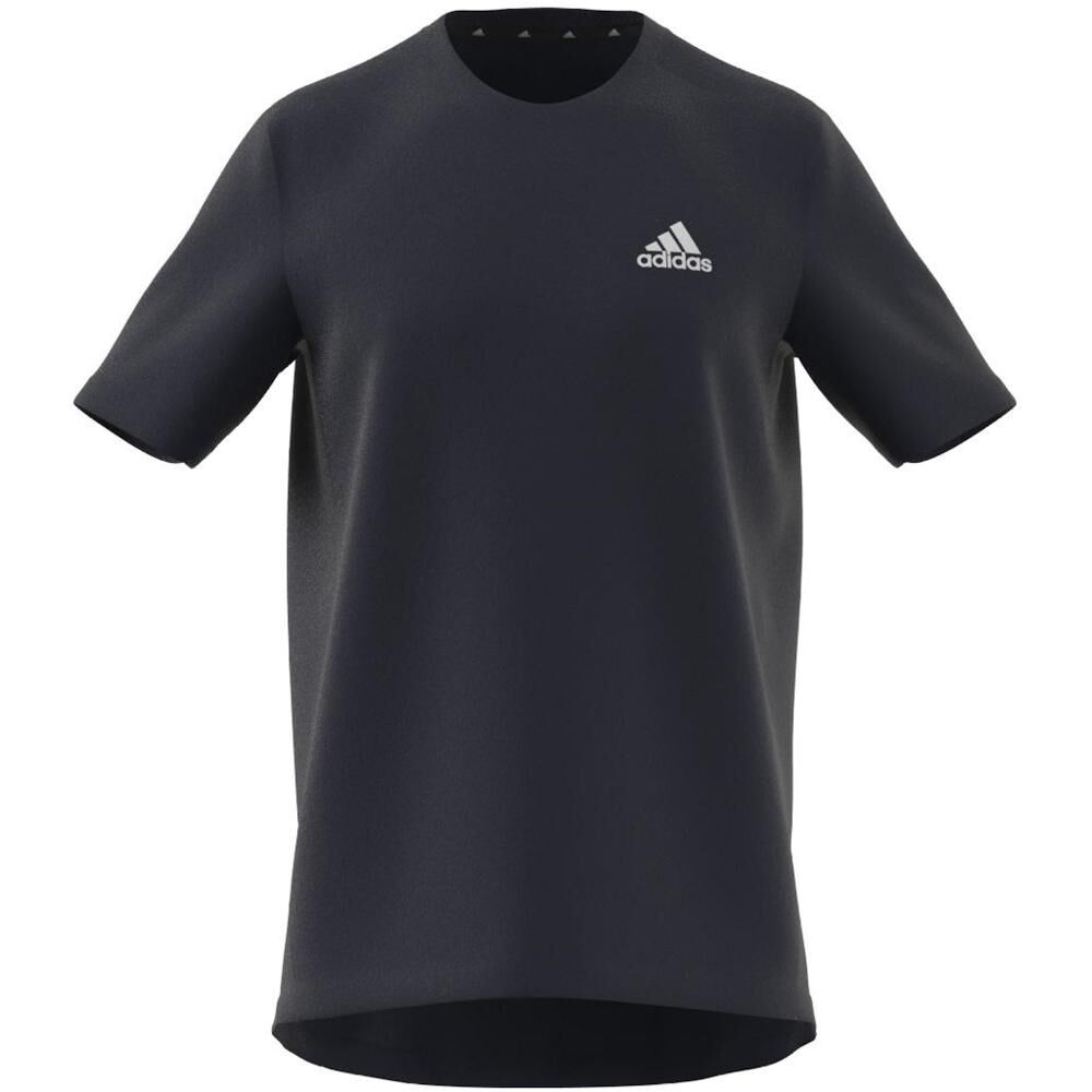 Polera Hombre Adidas D2m Feelready image number 0.0