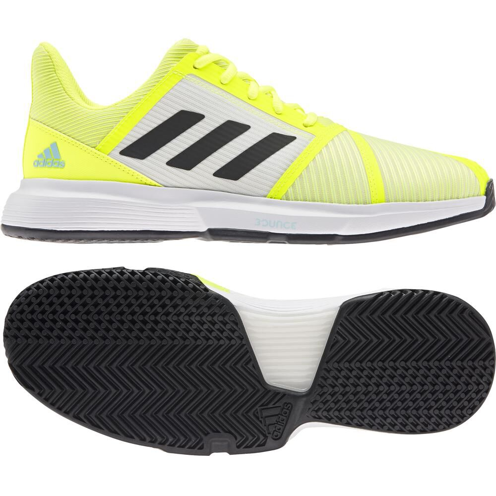 Zapatilla Running Hombre Adidas Courtjam Bounce image number 4.0