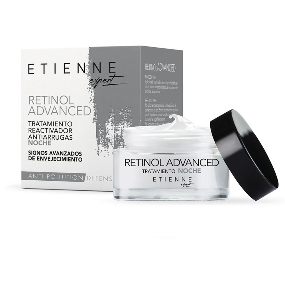 Crema Facial Etienne Retinol Advanced Noche image number 0.0
