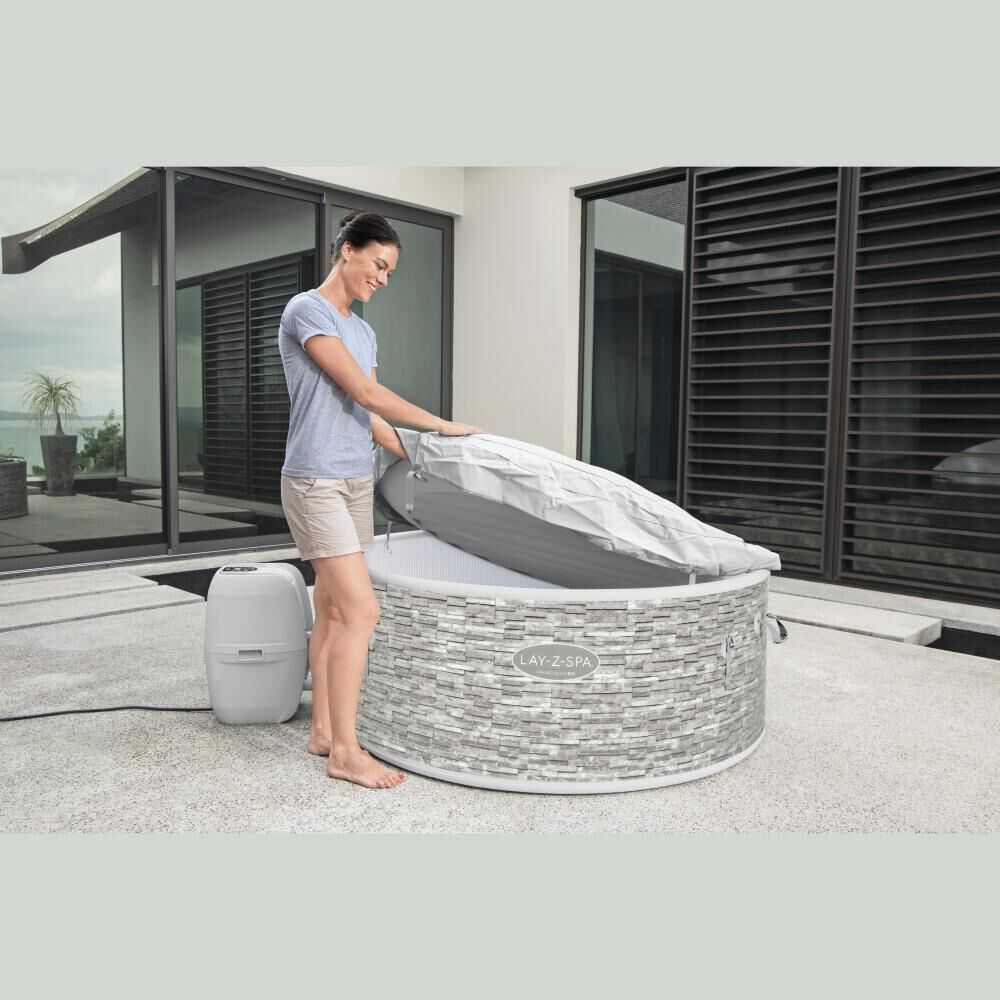Spa Inflable Vancouver Airjet Plus Bestway / 3-5 Personas image number 4.0