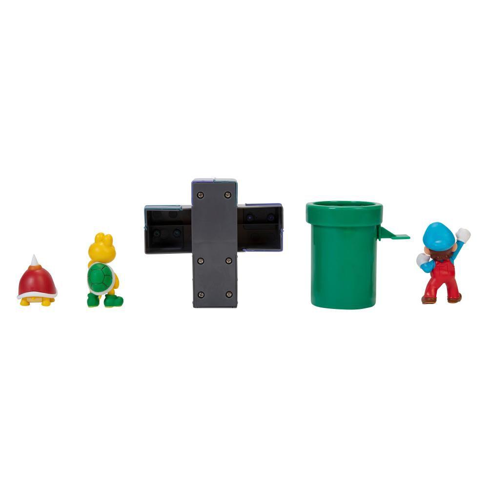 Figura Coleccionable Nintendo Diorama Super Mario Underground image number 3.0