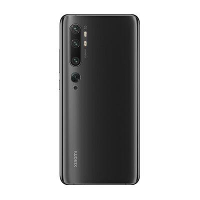 Smartphone Xiaomi Mi Note 10  Midnight Black  /  128 Gb   /  Liberado