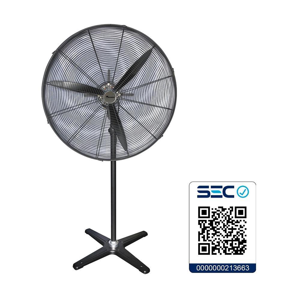 """Ventilador Industrial Pedestal 30"""" image number 3.0"""