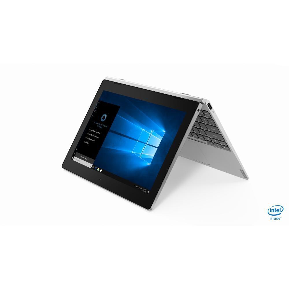 "Notebook Lenovo Ideapad D330 / Mineral Grey / Intel Celeron / 4 Gb Ram / Integrated Intel Uhd Graphics 600 / 64 Gb Ssd / 10.1"" image number 6.0"